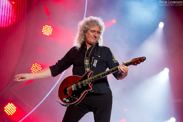 Queen + Adam Lambert, Assago Forum, Milano, 10/02/2015