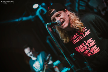 Puddle of Mudd, Borderline Pisa – 18/03/2016