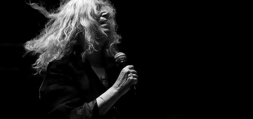 Patti Smith, Ex Ceramica Vaccari, 31/07/2015