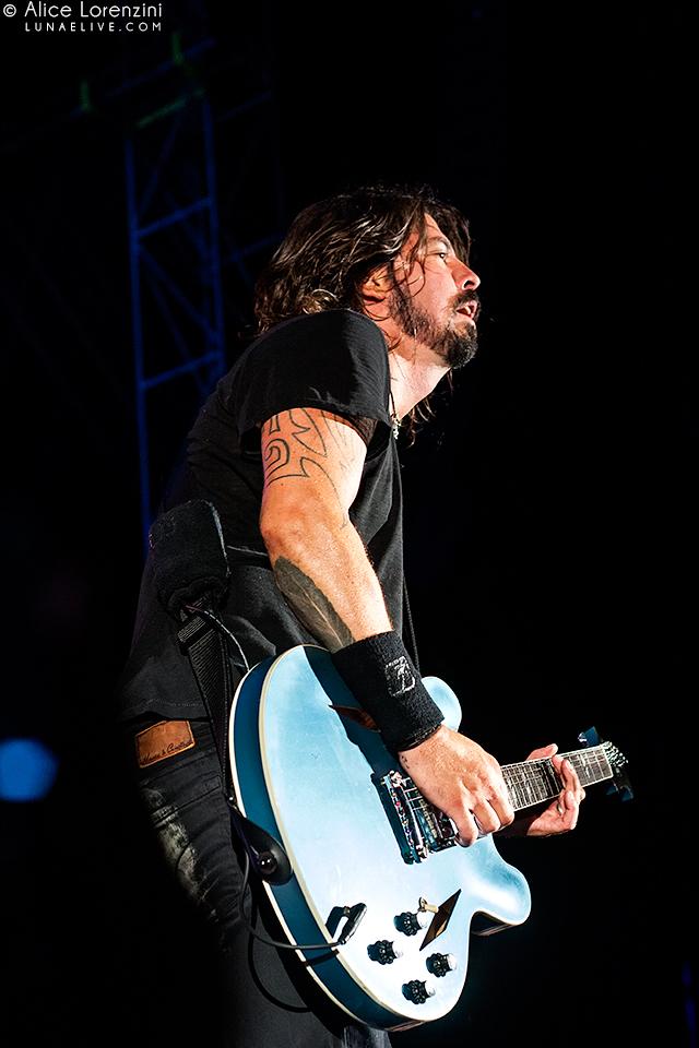 Foo Fighters, Villa Manin, Codroipo, 13/08/2012