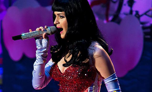 Katy Perry, Milano, 23 Febbraio 2011